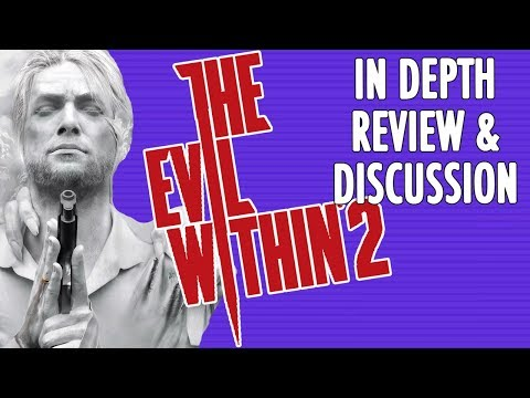 The Evil Within 2 is 2017's Most Underrated Game | Review & Discussion ft. Critbox [SSFF]
