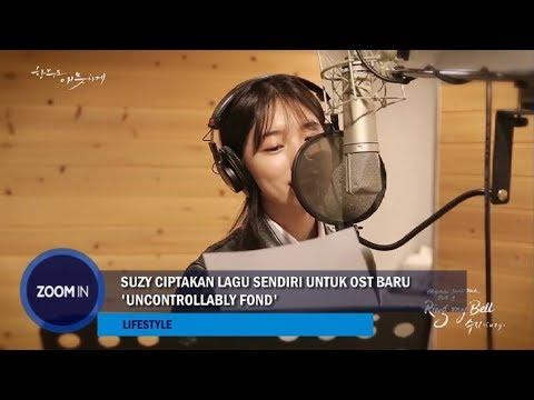 """Suzy Ciptakan Lagu Sendiri Untuk OST Baru """"Uncontrollably Fond"""""""