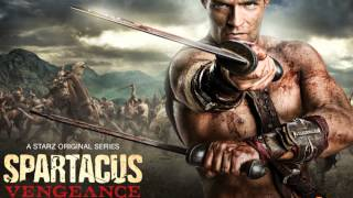 Spartacus Vengeance Soundtrack: 06/31 Healing Wounds