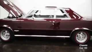 1965 Pontiac GTO Tri Power 4 Speed - Classic Car HD
