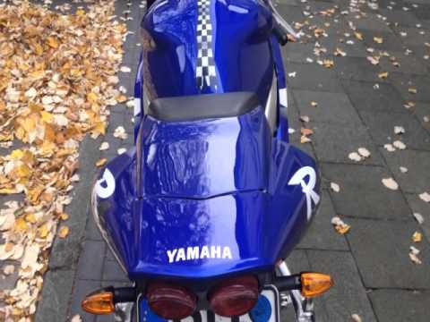yamaha r1 rn04 bj 2000 youtube. Black Bedroom Furniture Sets. Home Design Ideas