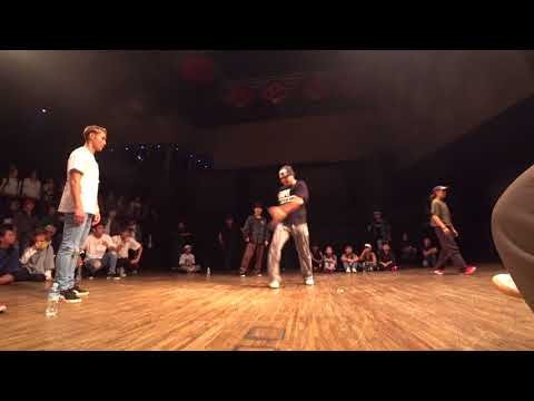 BROTHER BOMB General Twiggz BEST16 ALLSTYLES D DANCE ALIVE HERO'S 2018 KANTO CHARISMAX