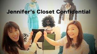Closet Confidential Tag ft. Jennifer my Roommate| SoFashionBasic Thumbnail