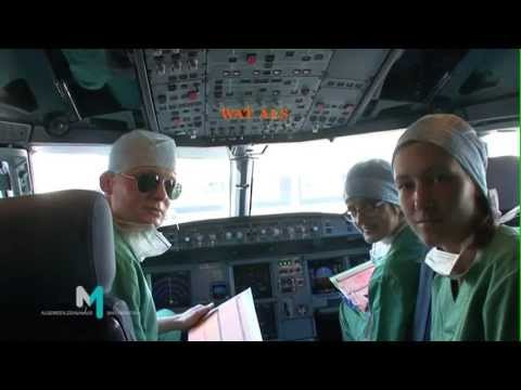 What if an airplane was an operating room?