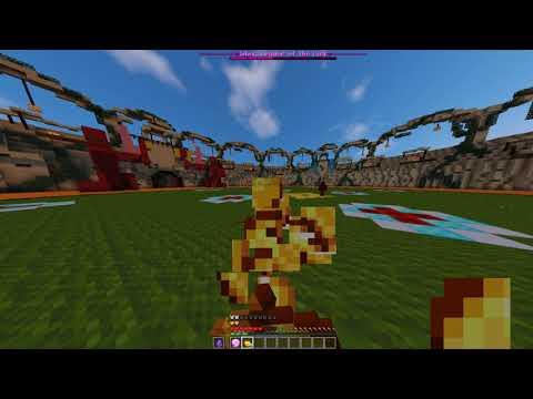 Minecraft: Cultist Inspired RotMG Boss