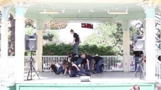 Hero / Monster (Skillet) - Outkast Drama Human Video