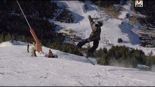 ANDORRA Snow TV: Snowboard action Grau-Roig(, 2017-01-09T19:14:48.000Z)