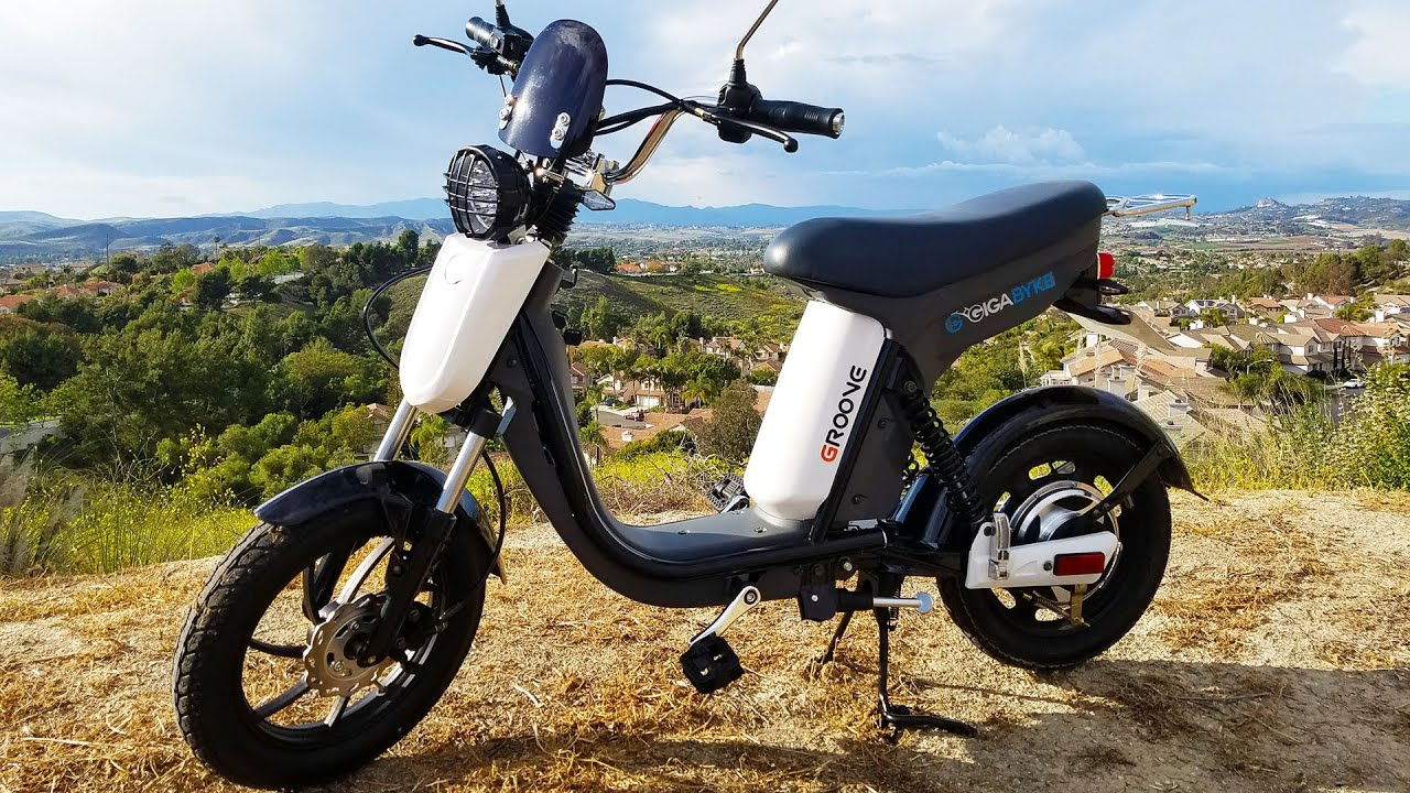 b49f3d32171 Gigabyke Review: Electric Bicycle