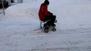 Mini Barstool Racer