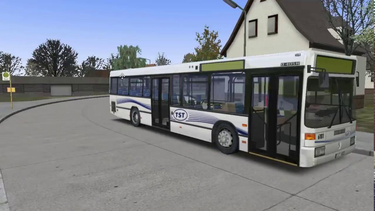 автобусы для омси мерс