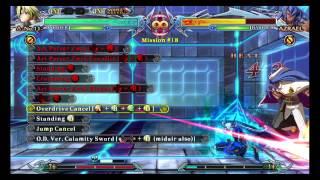 Lambda Mission 18 - BlazBlue Chronophantasma Extend