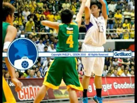 UAAP 73 Finals Game 2 -- Ryan Buenafe Dagger Three...