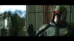 Thee Judge Dredd Finally Gets On The Wrong End Of A Gun And What He Says Is Wait? - Scene From Dredd