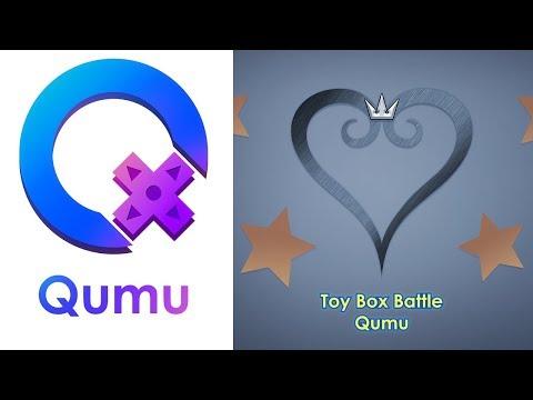 Kingdom Hearts III - Toy Box Battle [Remix]
