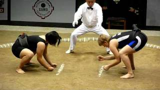 7th Women Sumo World Championships 2008