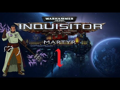 Who Gave Igor Power Armor? | Warhammer 40k: Inquisitor - Martyr Beta Gameplay #1