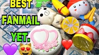 DAPET SQUISHY LICENSED?!! BEST FANMAIL YET! #EXCLUSIVEMAILTIME