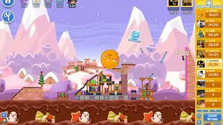 Angry Birds Friends/ SantaCoal i CandyClaus tournament, week 294/1, level 3