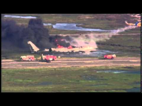 Boeing 707 CRASH AT POINT MUGU BASE