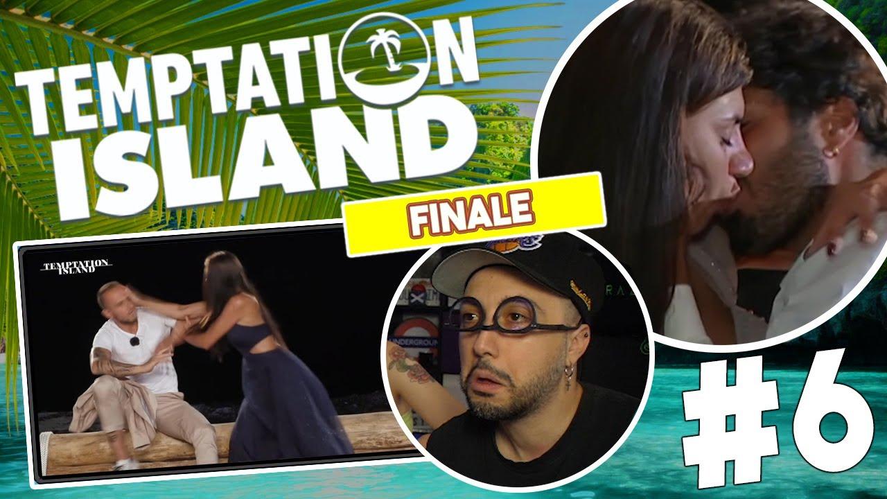 VOLANO SCHIAFFI | Temptation Island 2021 *Reaction* | Episodio FINALE