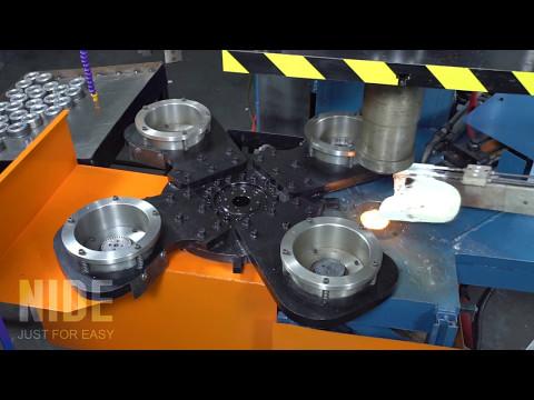 Rotor aluminium armature die casting machine