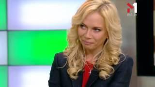 Виталий Козловский и Юлия Думанская Guten Morgen 08 04 2014 Часть 1