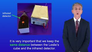 """GCSE Science Revision Physics """"Required Practical 10: Infrared"""""""