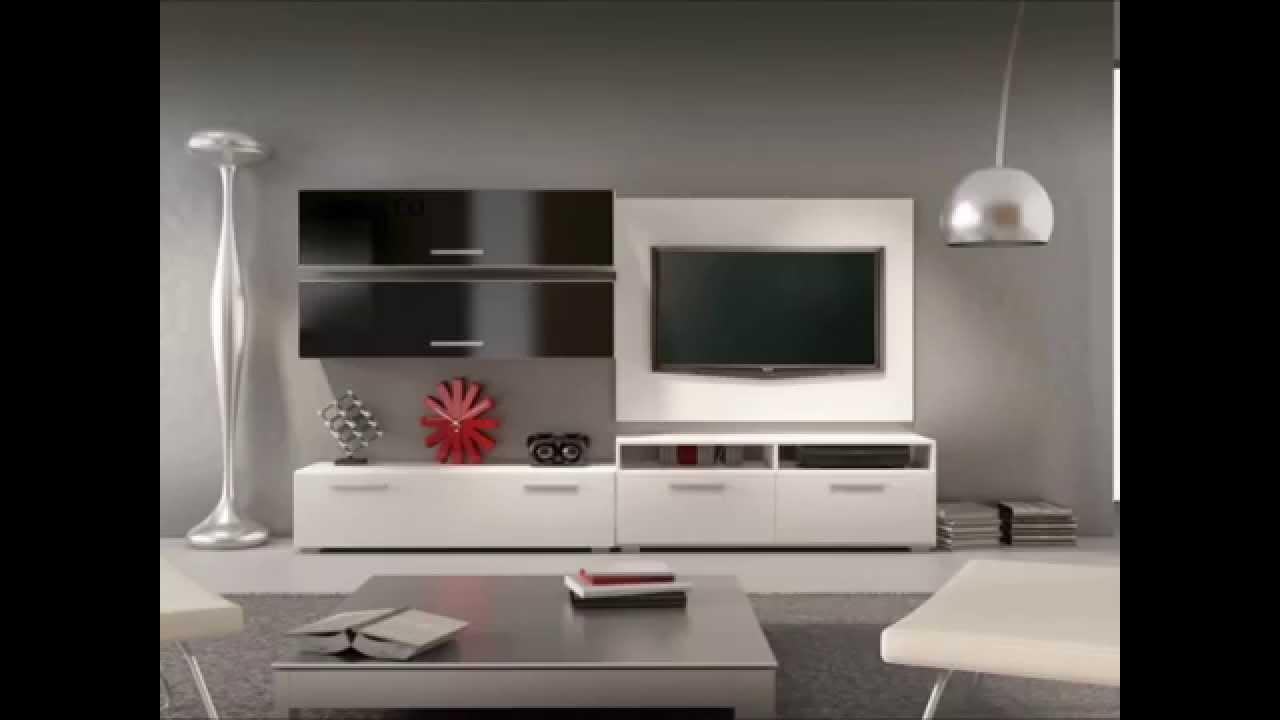 Muebles Rubio en Gandia - Comedores Modulares - YouTube