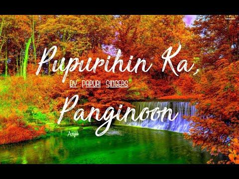 pupurihin-ka,-panginoon-(papuri-singers)---all-for-the-glory-of-god!