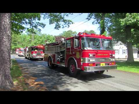 Ocean county Fire and EMS ride for owen 6/3/17