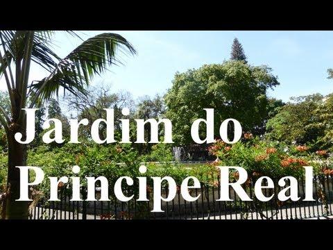 Jardim Principe Real Lisbon Portugal