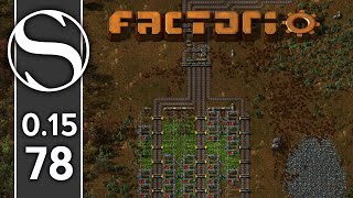 Uranium Outpost | Factorio 0.15 Part 78
