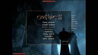 Gothic 2 (NotR) Speedruns