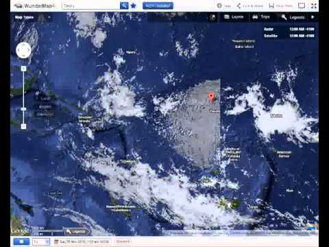 DEBUNKED. Cat 5 Typhoon Haiyan/Yolanda geogineered by Electro-Magnetic Clouds? Part I