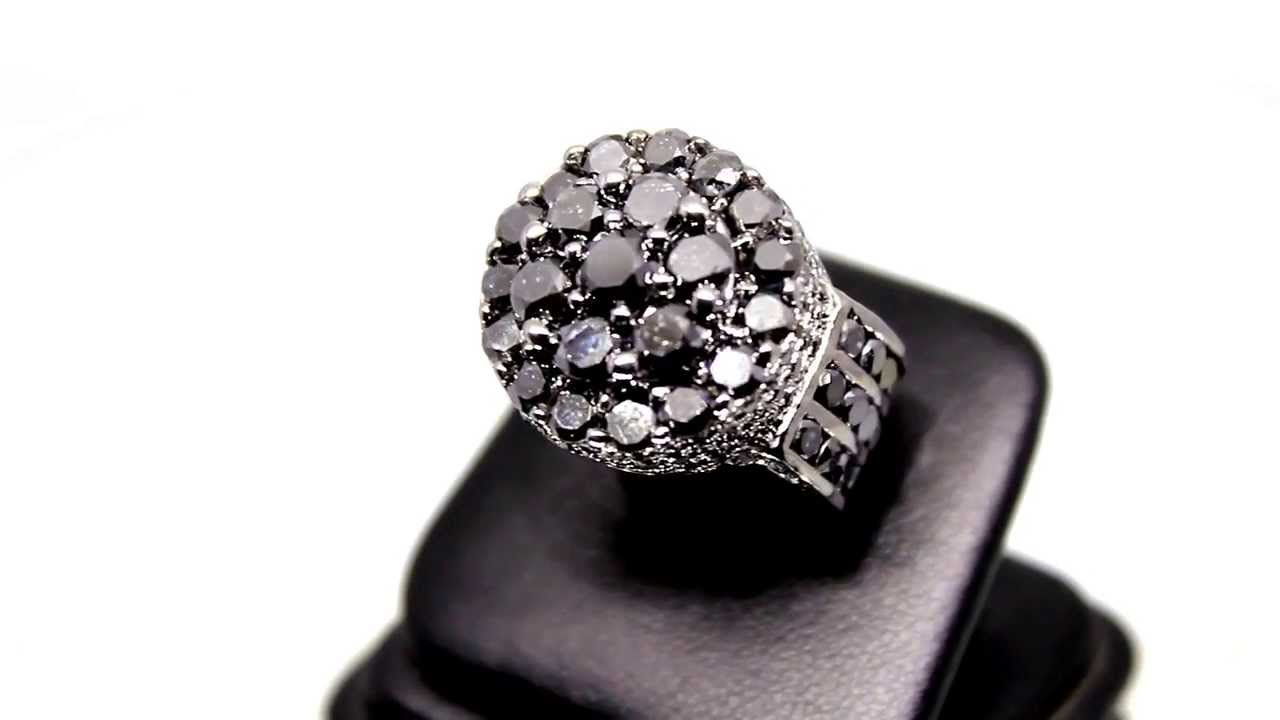 min vulture mens products ct rhodium with diamonds collection gold ring rings black band rockford wedding