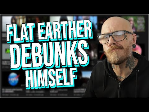 Flat Earth Debunked BY A FLAT EARTHER thumbnail