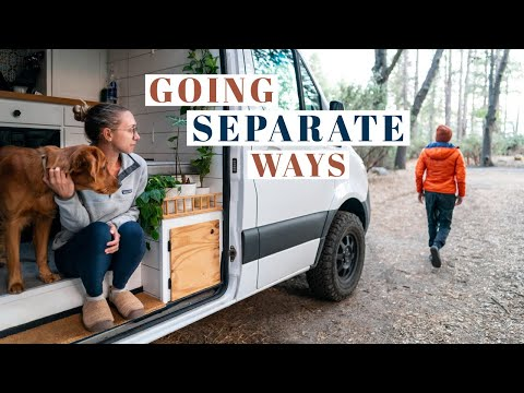 SARAH IS LEAVING | the end of vanlife announcement.