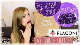 FLACONI Love Brands Adventskalender 2018 | Unboxing