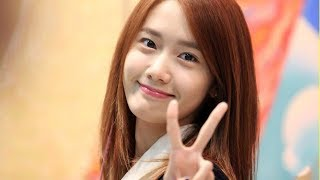 Yoona Loving you For last time So Very cute For your Smile