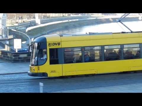 [04] Railfanning in Germany Pt. 4: Public Transport in and around Dresden, 12/30/2013  ©mbmars01