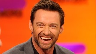 HUGH JACKMAN: Worst 45 Minutes of My Life! (The Graham Norton Show)