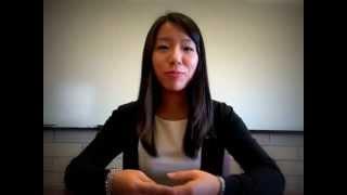 Daniels Pioneer of the Week - Mary Xu