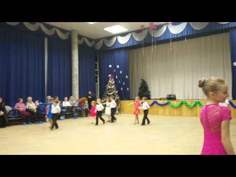 16 января 2015 г - открытый урок танцевального клуба