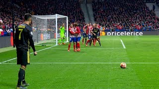 Why Is Atletico Madrid Afraid of Cristiano Ronaldo?