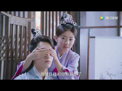The eternal love 2  [Cut Scene] cute couple Xiao Tan & Mo Lian Cheng🌸🌸