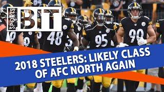 2018 Pittsburgh Steelers Preview   Sports BIT   NFL Picks