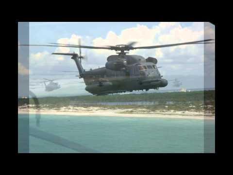 MH-53 Pavelow Flight Intercom and Radio Audio