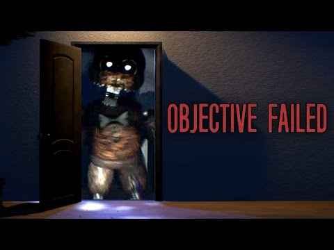 SCARIEST GAME ALL YEAR!! - FNAF