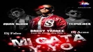 Mi Gata Y Yo - Daddy Yankee Y Sir Speedy (Prod. By. Dj Texweider & Dj Chino Mixxx)