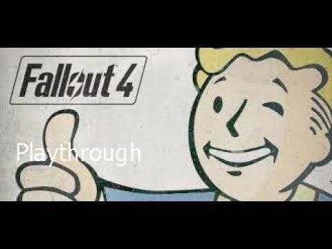 (720p60) LIVE FALLOUT 4 #32 DLC Playthough (Part 2)